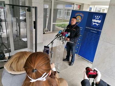 Na tiskovnoj konferenciji Stožera CZ BPŽ potvrđene još 4 osobe oboljela od COVID-19 na području županije